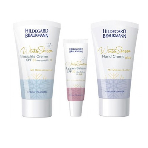 Hildegard Braukmann Set Winter Season mit 3 Produkten 115ml
