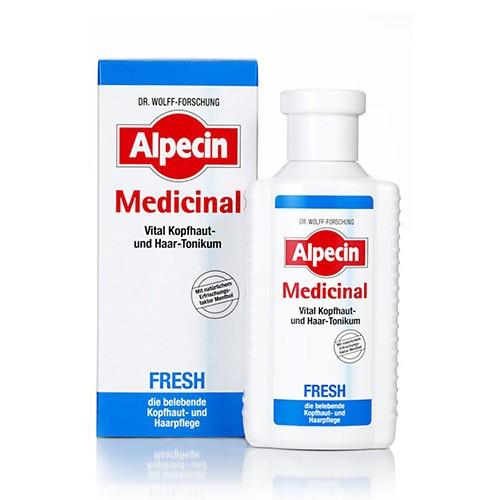 Alpecin Medicinal Fresh Vital Kopfhaut- und Haar-Tonikum 200ml