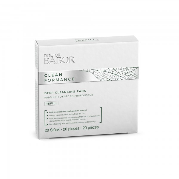 Dr. Babor Cleanformance Re-Fill Deep Cleansing Pads