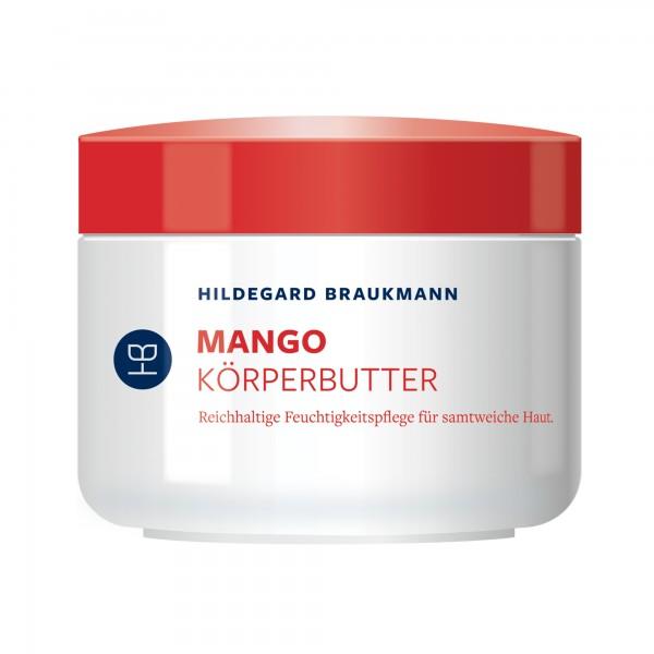 Hildegard Braukmann Mangobutter Körper Creme