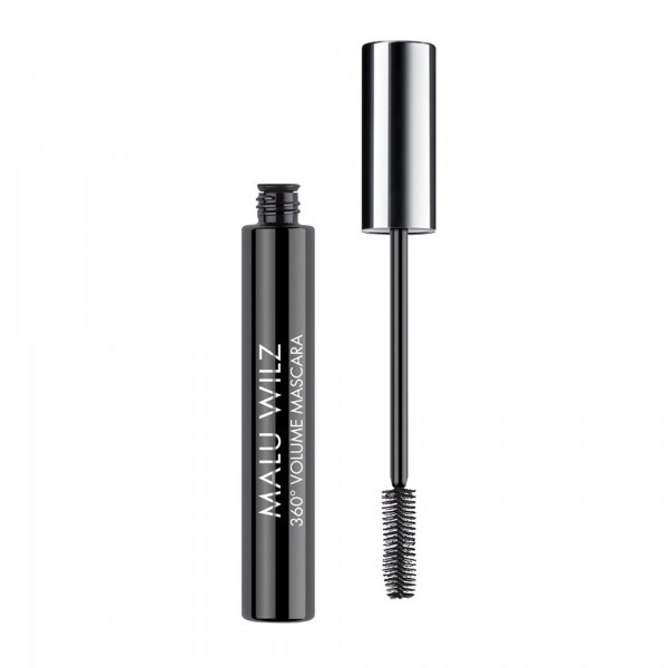 Malu Wilz 360° Volume Mascara Black