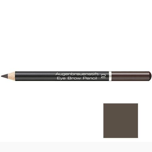 Artdeco Augenbrauenstift Nr.2 intensive brown 1g