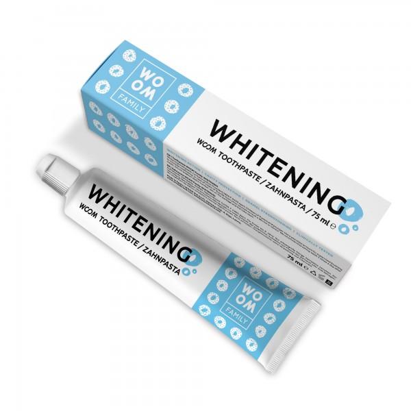 Woom Family Whitening Zahnpasta