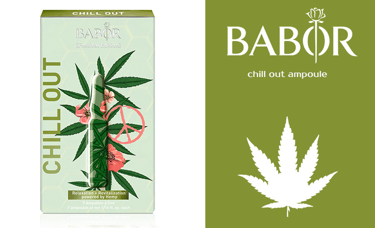 Babor Ampoule Chill Out
