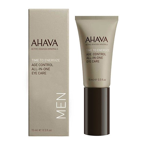 Ahava Time to Energize Men Age Control All-In-One Eye Care 15ml