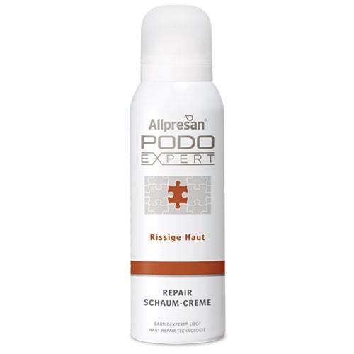 Allpresan Podoexpert Repair Schaum-Creme Rissige Haut 125ml