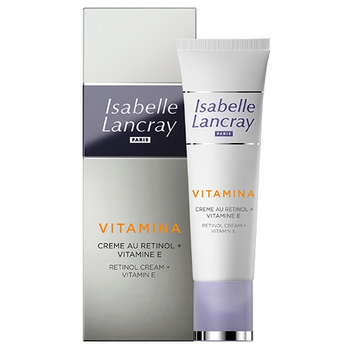 Isabelle Lancray Vitamina Creme Retinol 25ml
