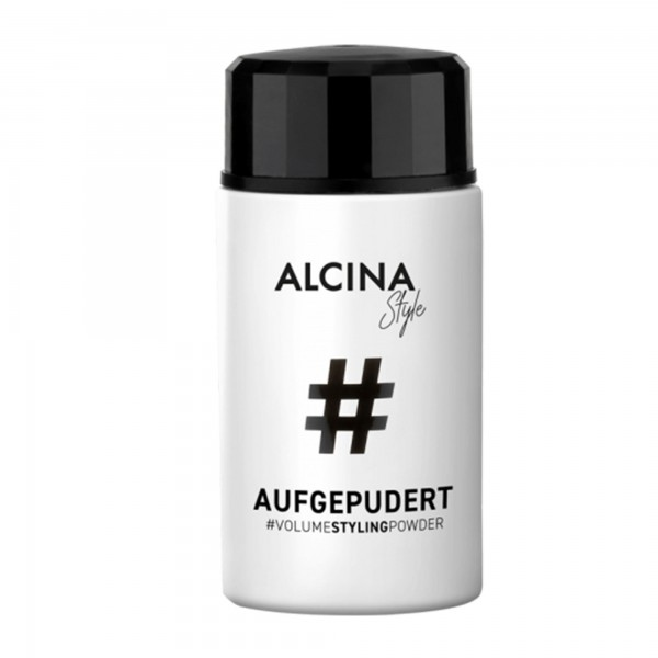Alcina #Styling Aufgepudert