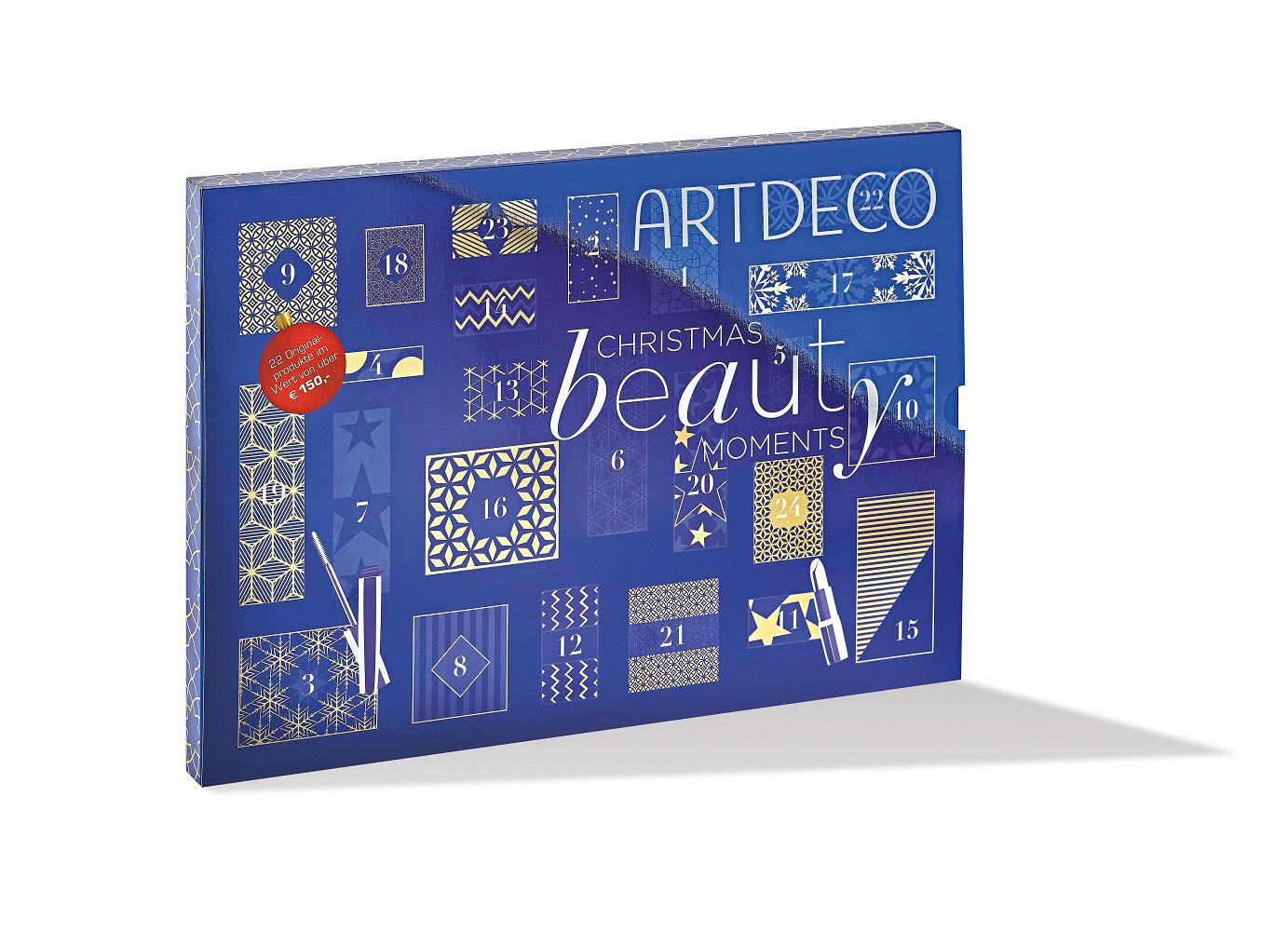 artdeco adventskalender 2018 online kosmetikshop. Black Bedroom Furniture Sets. Home Design Ideas