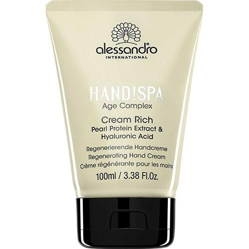 Alessandro Hand!Spa Age Complex Cream Rich 100ml