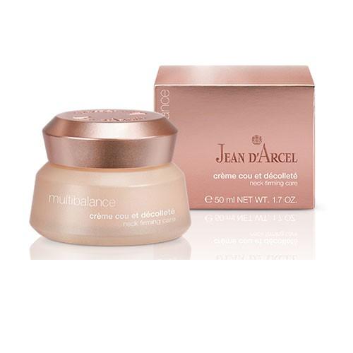 Jean d'Arcel Multibalance Creme Cou et Decollete 50ml