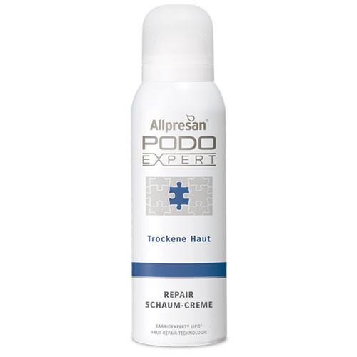 Allpresan Podoexpert Repair Schaum-Creme Trockene Haut 125ml
