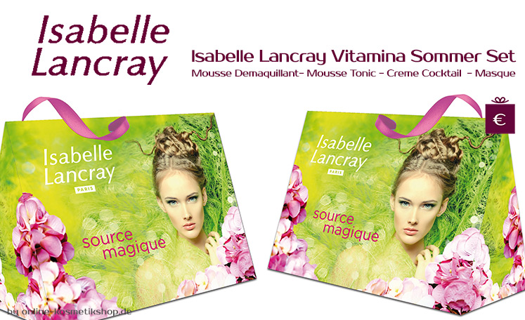 Isabelle Lancray Vitamina Sommer-Triangel