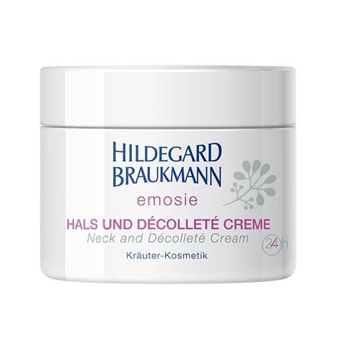 Hildegard Braukmann Emosie Hals und Decollete Creme 50ml