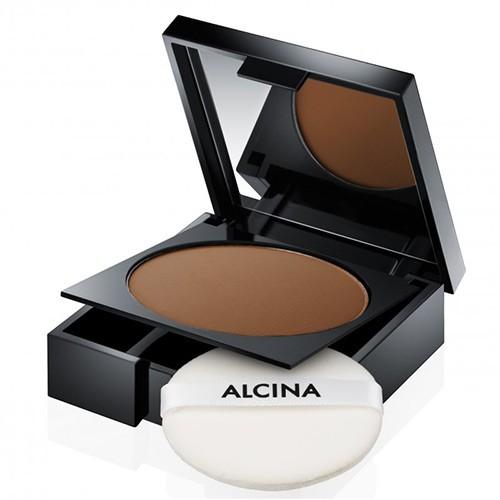 Alcina Matt Contouring Powder dark 1Stk