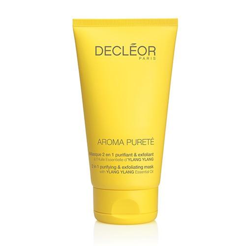 Decléor Aroma Pureté Masque 2 en 1 Purifiant & Oxygénant 50ml