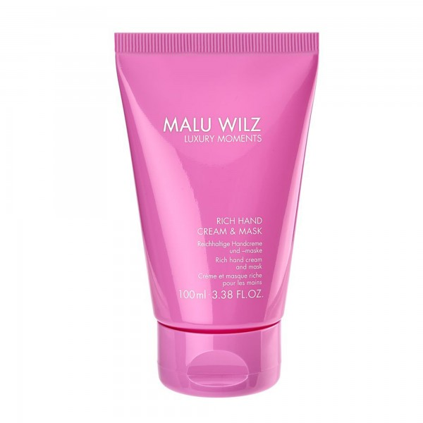 Malu Wilz Luxury Moments Rich Hand Cream & Mask