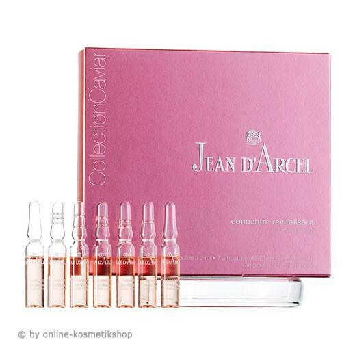 Jean d'Arcel Collection Caviar Concentre Revitalisant 7x2ml