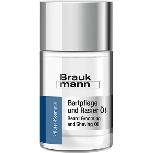 Hildegard Braukmann Bartpflege und Rasier Öl 30ml