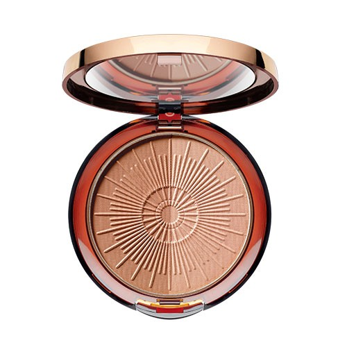 Artdeco Hello Sunshine Bronzing Powder Compact Long-Lasting 80 10g