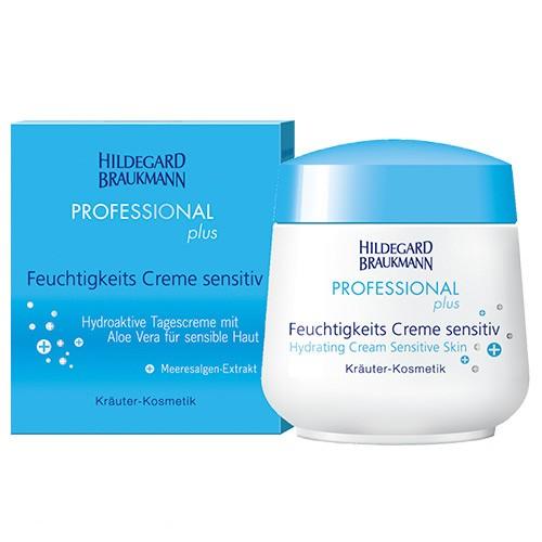 Hildegard Braukmann Professional pl. Feuchtigkeits Creme sensitiv 50ml