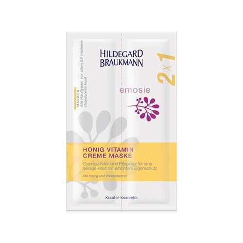Hildegard Braukmann Emosie Honig Vitamin Crem Maske 14ml