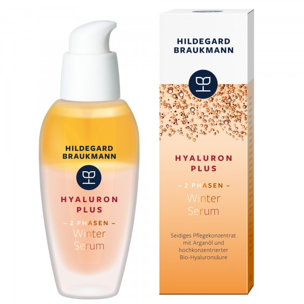 Hildegard Braukmann Hyaluron Plus Winter Serum