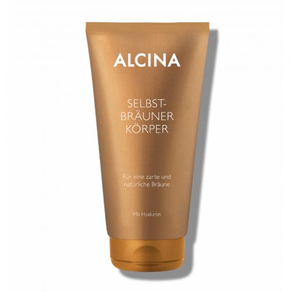 Alcina Selbstbräuner Körper