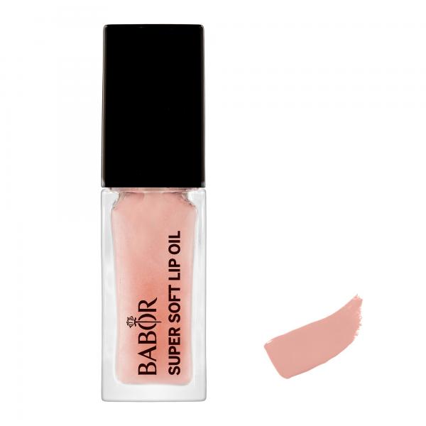 Babor Skincare Make up Super Soft Lip Oil 01 pearl pink