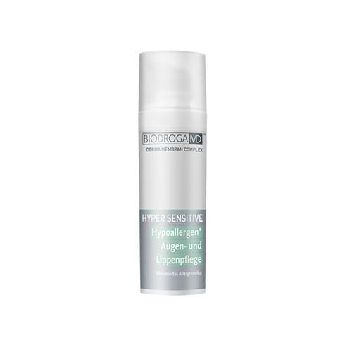 Biodroga MD Hyper Sensitive Hypoallergen Augen und Lippenpflege 30ml