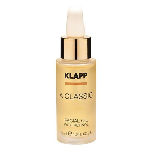 Klapp A Classic Facial Oil With Retinol 30ml