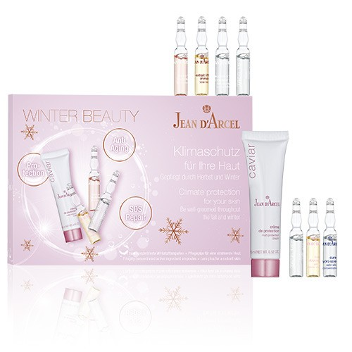 Jean d'Arcel Winter Beauty Ampullen 29ml