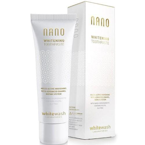 Whitewash Nano Whitening Zahnpasta 75ml