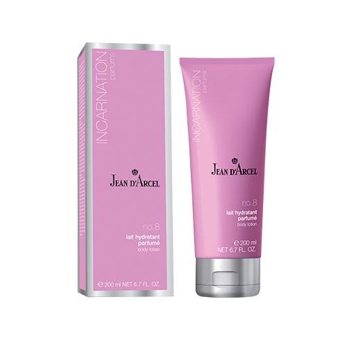 Jean d'Arcel Incarnation No 8 Lait Hydratant Parfumé 200ml
