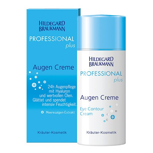 Hildegard Braukmann Professional plus Augen Creme 30ml