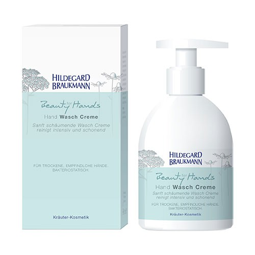 Hildegard Braukmann Beauty Hands Wasch Creme 250ml