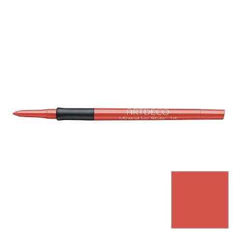 Artdeco Mineral Lip Styler Nr.14 mineral rosy peach 0,4g