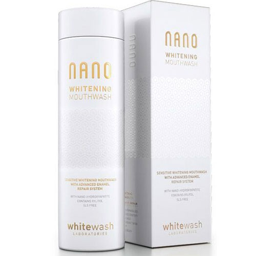 Whitewash Nano Whitening Mundspülung 300ml