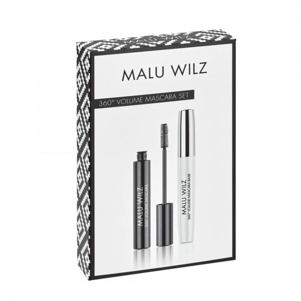 Malu Wilz 360° Volume Mascara Set