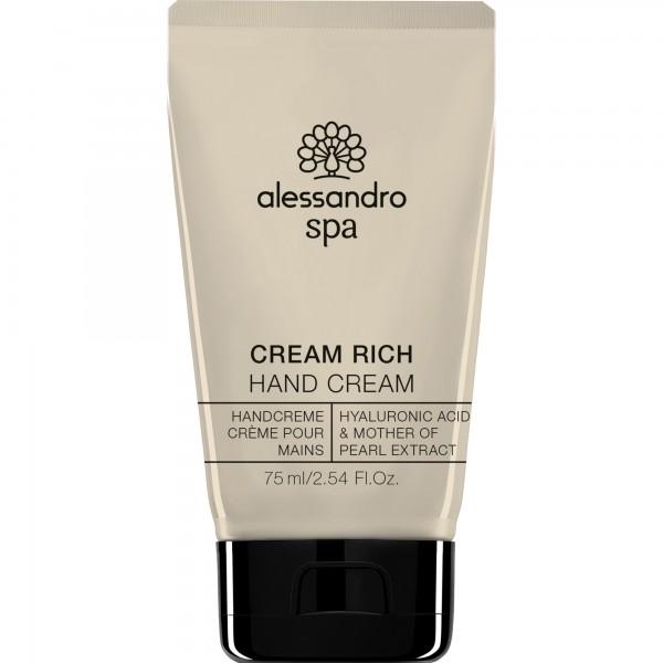 Alessandro Hand Spa Cream Rich
