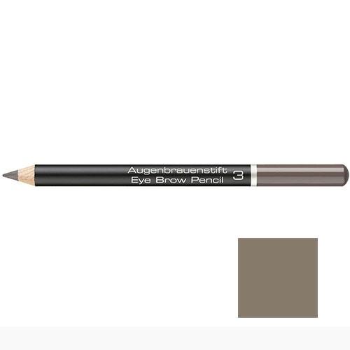 Artdeco Augenbrauenstift Nr.3 soft brown 1g