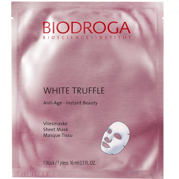 Biodroga White Truffle Vliesmasken