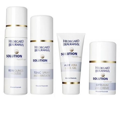 Hildegard Braukmann Set Solution mit 4 Produkten 350ml