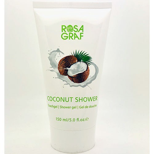 Rosa Graf Coconut Shower 150ml