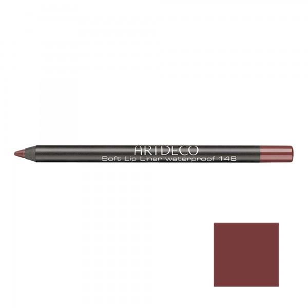 Artdeco Soft Lip Liner Waterproof just coffee 148