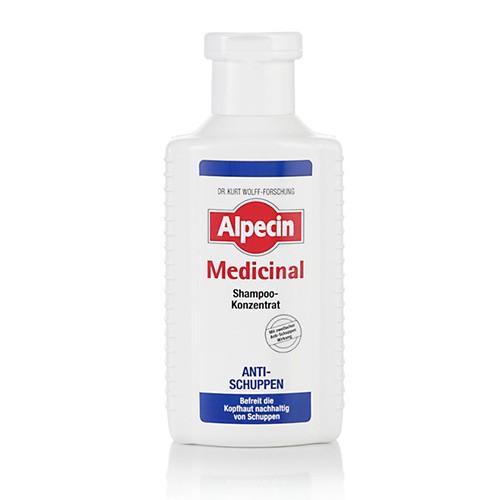 Alpecin Medicinal Shampoo-Konzentrat Anti-Schuppen 200ml