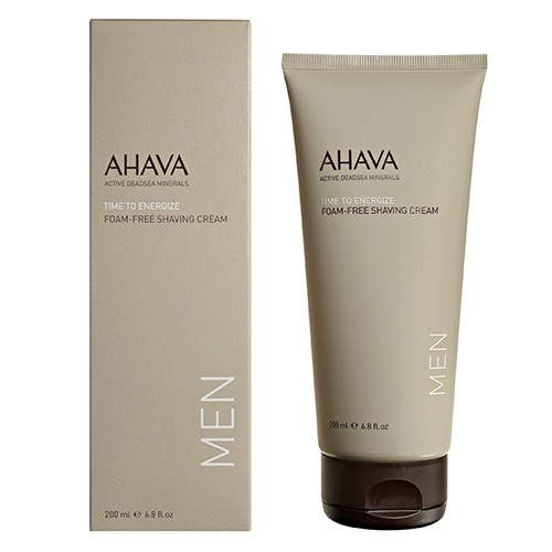 Ahava Time to Energize Men Foam Free Shaving Cream 200ml